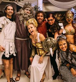 Mythology Holiday Party