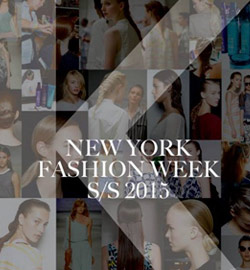 New York Fashion Week S/S 2015