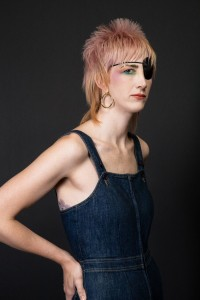 diPietro Todd Salon Academy - Graduation Project Bowie Inspired